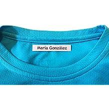 100 etiquetas para marcar la ropa de los niños (ETIQUETA THERMOADHESIVA)
