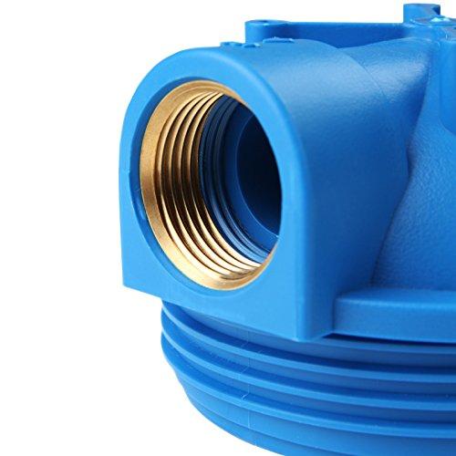 Pumpenfilter mit Propylenfilter Wasserfilter Teichfilter Länge: 315 mm - 5