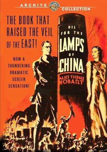 Bild von Oil For The Lamps Of China by Pat O'Brien