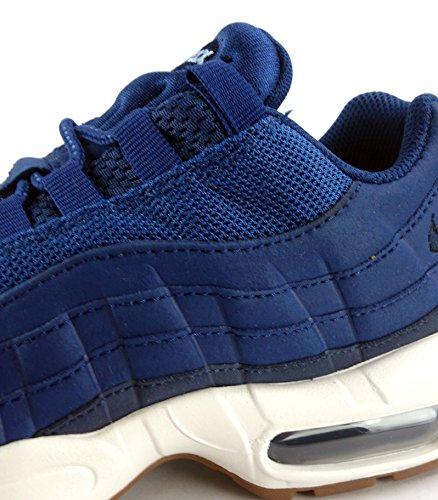 Nike Mädchen 307960400 Trail Runnins Sneakers Blau binder