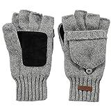 Barts Herren Handschuhe Grau (Grau) L/XL