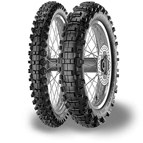 COPPIA PNEUMATICI GOMME MCE 6 DAYS EXTREME 90/90-21 54R + 140/80-18 70R
