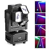 JUDYelc professionelle Moving Head Licht Mini Spider Bühnenlampe 8x3W mit