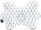 JoGo-Designs® orthopädisches Babykissen gegen Plattkopf. Mit Kinderärztin entwickeltes Babykopfkissen