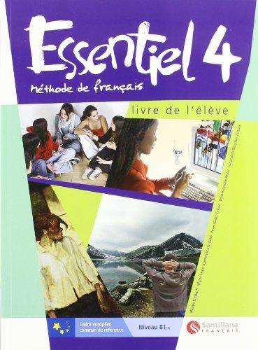 Essentiel, méthode de français, 4 eso