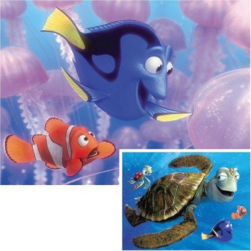 Ravensburger 09077 - Juego de 2 puzzles (20 piezas cada uno), diseño de Buscando a Nemo
