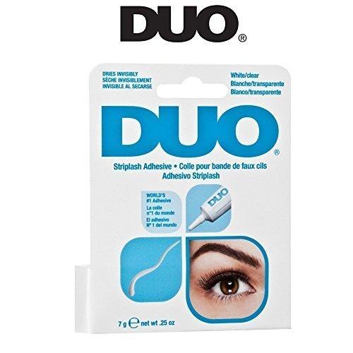 Duo Ciglia Adesivo Trasparente 0.25oz