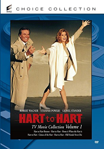 Hart To Hart Tv Movie Collection 1 [DVD] [Region 1] [NTSC] [US Import]