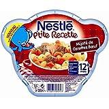 Nestlé petite recette mijoté de carottes & boeuf 200g dès 12 mois - ( Prix Unitaire ) - Envoi Rapide Et Soignée