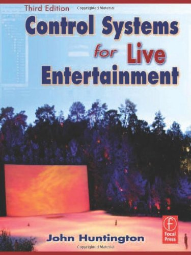 Control Systems for Live Entertainment PDF Books