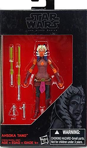 Ahsoka Tano Clone Wars Real Style (3,75 Inch) Star Wars The Black Series Hasbro (Action-figur-clone Wars)