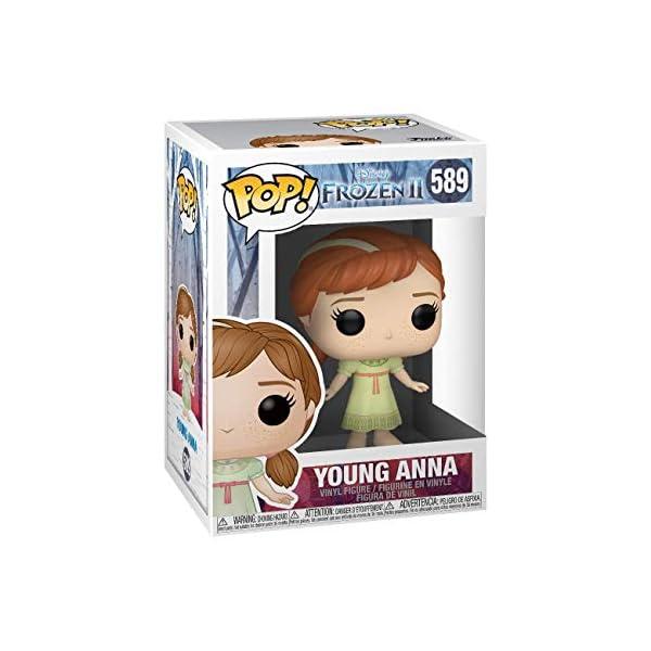 Funko Pop Anna Jóven (Frozen 2 589) Funko Pop Frozen