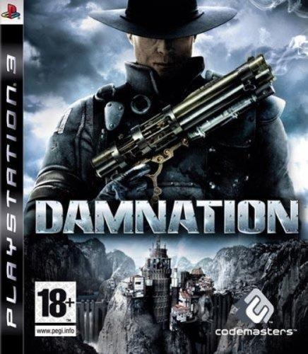 Damnation Ps3 Ver. Reino Unido