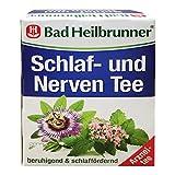 Bad Heilbrunner Tee Schlaf- und Nerven Filterbeut. 8 stk