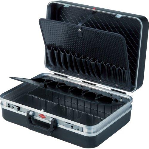 """KNIPEX 00 21 20 LE Werkzeugkoffer \""""Standard\"""" leer"""
