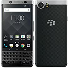 "BlackBerry KEYone 4G 32GB Negro, Plata - Smartphone (11,4 cm (4.5""), 32 GB, 12 MP, Android, 7.1, Negro, Plata)"