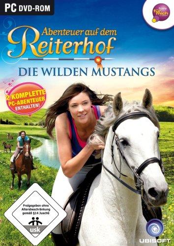 Ubisoft  Abenteuer auf dem Reiterhof - Die Wilden Mustangs
