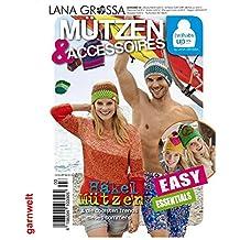 Lana Grossa Gorras & Accesorios 3–Revista de punto con instrucciones