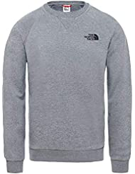 The North Face Raglan Simple Dome T- T-Shirt Manches Longues Homme
