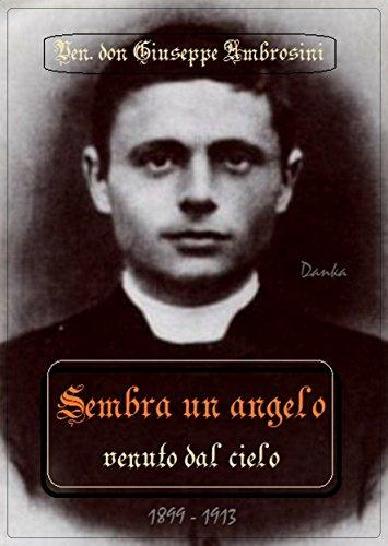 Sembra un angelo venuto dal Cielo (Italian Edition)