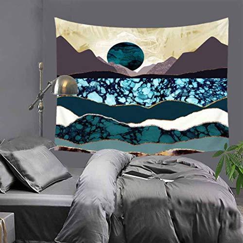 mmzki Nordeuropäischen und amerikanischen Stil hängen Tuch Hauptdekoration Wandteppich 1 150x170cm