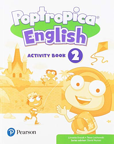 POPTROPICA ENGLISH 2 PUPIL'S PACK ANDALUSIA