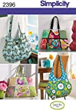 Simplicity Sewing Pattern 2396 Accessories