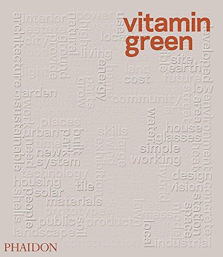 Vitamin Green par Joshua Bolchover