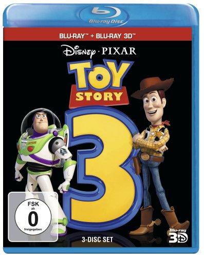 Toy Story 3 (+ Blu-ray 3D) [Blu-ray]