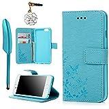 Best GENERIC Friends I Phone 6 Cases - IPhone 6/6s Wallet Case, [Wrist Strap] Flip Folio Review
