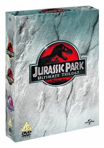 Jurassic Park Ultimate Trilogy...