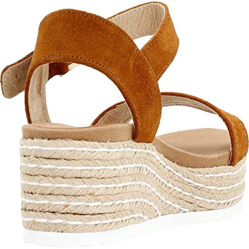 Sandali e infradito per le donne, colore Marrone , marca GIOSEPPO, modello Sandali E Infradito Per Le Donne GIOSEPPO 39943G Marrone Marrone