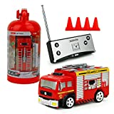Toy Fire Engine Fire Truck Rescue Vehicle Tank truck Battery Operated Electric Car