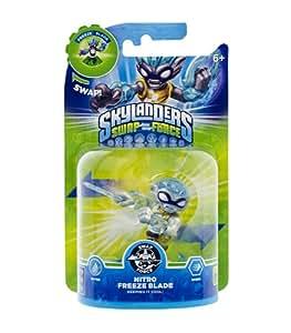 Activision Skylanders Swap Force: Nitro Freeze Blade - jeux videos, jouets et figurines (Bleu, Gris, 6 année(s))