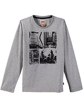 Levi's LS tee City, Camiseta para Niños