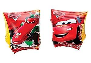 Intex - 56652EU - Brassards Cars - Taille 23 x 15 cm