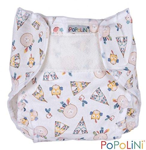 POPOLINI TAILLE L Culotte de protection Popowrap TIPI 9-15 kg