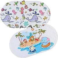 SIDCO Wannenmatte Duschmatte Badewanneneinlage Badewannen Antirutschmatte Kinder