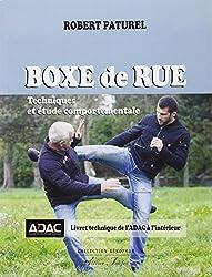 Boxe de rue : Techniques et étude comportementale