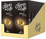 La Crema del Caffè Capsule Compatibili Nespresso Arabica 100% - 120 capsule