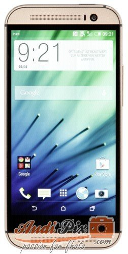 HTC One M8 Smartphone (5 Zoll (12,7 cm) Touch-Display, 16 GB Speicher, Android 4.4.2) gold Htc Rose