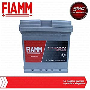 fiamm titanium plus l044 batterie auto 44. Black Bedroom Furniture Sets. Home Design Ideas