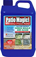Patio Magic! Green Mould and Algae Killer Liquid Concentrate Bottle, 2.5 L