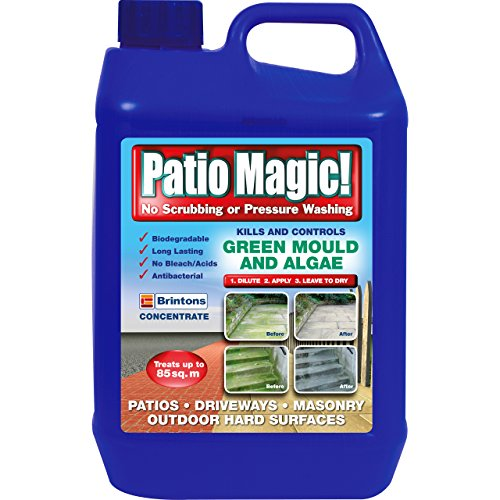 Patio Magic Patio Cleaner 2.5L Refill
