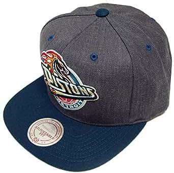 Mitchell & Ness HWC NBA Detroit Pistons Snapback Cap EU426 Kappe Basecap