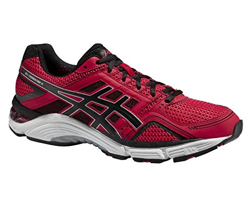 ASICS GEL-FOUNDATION 11 (2E Width) Chaussure De Course à Pied - SS15 Rouge (Red)