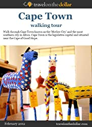 Cape Town Walking Tour (Walking Tours Book 62) (English Edition)