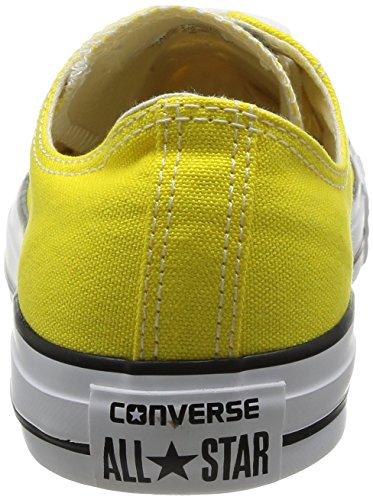 Converse Chuck Taylor All Star Ox, Unisex-Erwachsene Sneaker Amarillo - amarillo