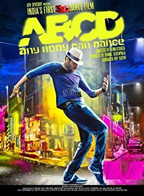 ABCD (Any Body Can Dance) (Hindi Movie / Bollywood Film / Indian Cinema DVD) by Ganesh Acharya, Kay Kay Menon Prabhu Deva