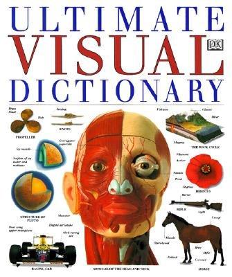 Ultimate Visual Dictionary por DK